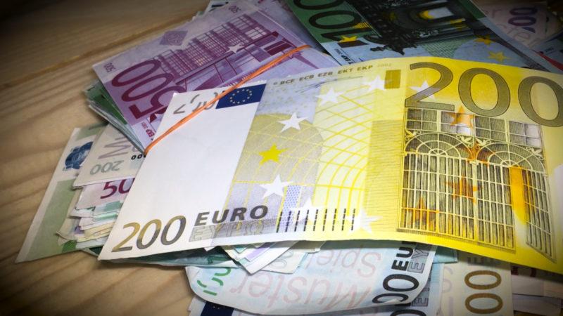 Terror-Geld aufgespürt (Foto: SAT.1 NRW)