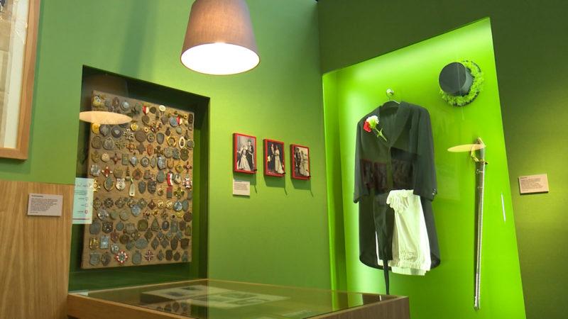 Mein Verein - Die Ausstellung (Foto: SAT.1 NRW)