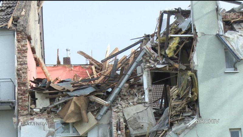 Prozess: Tödliche Gasexplosion in Dortmund (Foto: SAT.1 NRW)
