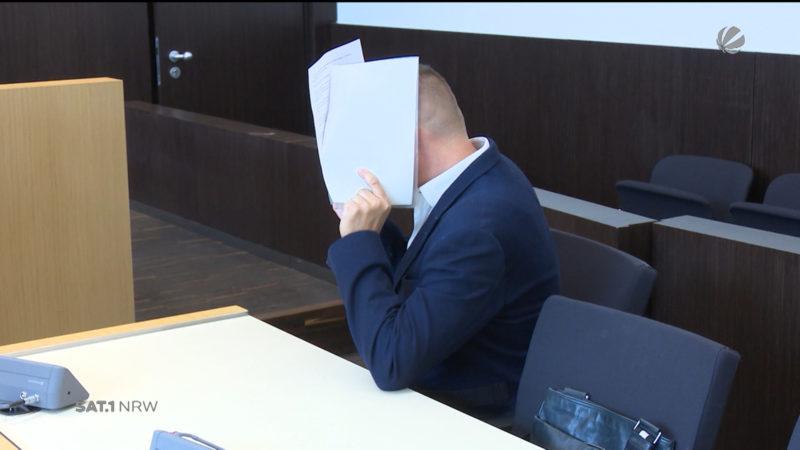 Hohe Geldstrafe für Morddrohung auf Facebook (Foto: SAT.1 NRW)