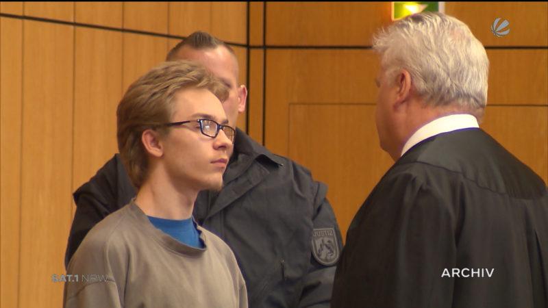 Prozess gegen Marcel Hesse (Foto: SAT.1 NRW)