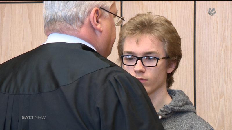 Hesse-Prozess: Heute spricht die Mutter des ermordeten Jaden (Foto: SAT.1 NRW)