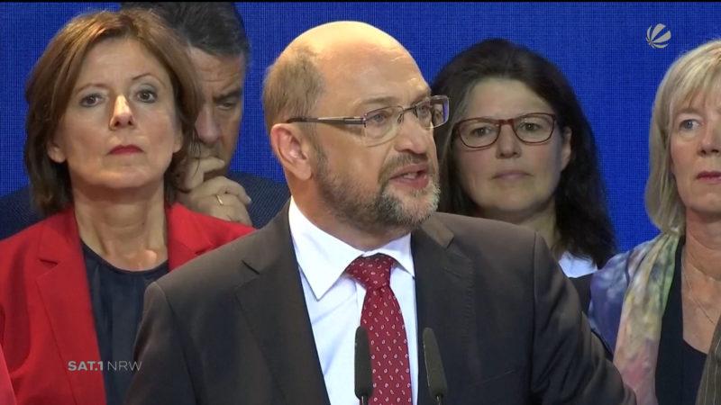 Niederlage für die SPD (Foto: SAT.1 NRW)