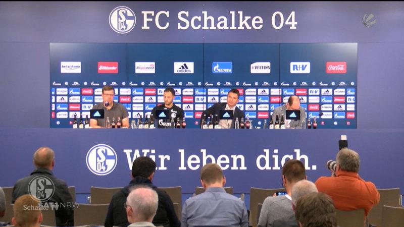 Schalke gegen FC Bayern (Foto: SAT.1 NRW)