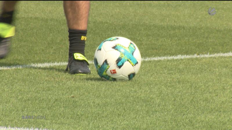 Überraschungs-Fußballspiel findet wohl nicht statt (Foto: SAT.1 NRW)