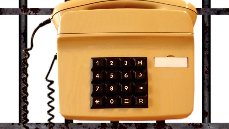 Umfrage: Telefonanschluss in jeder Gefängniszelle? (Foto: SAT.1 NRW)