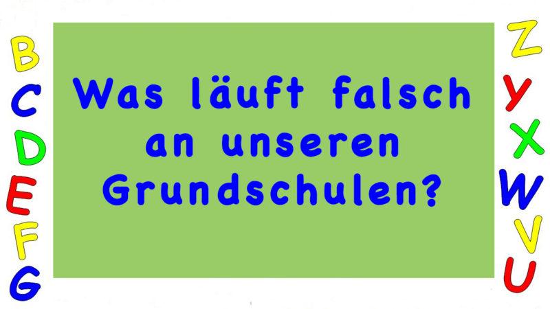 Umfrage zu NRWs Grundschulen (Foto: SAT.1 NRW)