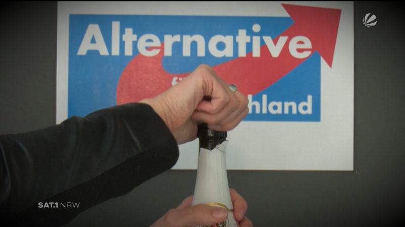 AfD wählt neuen Fraktionschef in NRW (Foto: SAT.1 NRW)