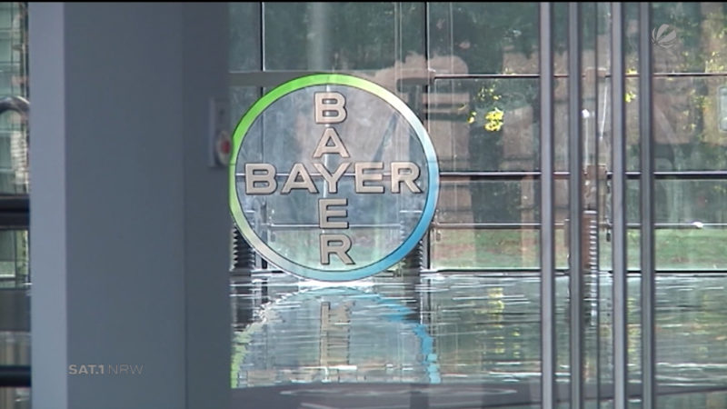 Bayer kurz vor Monsanto-Übernahme (Foto: SAT.1 NRW)