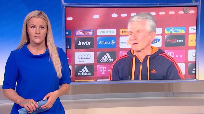 Bestätigt: Jupp Heynckes wird Trainer bei Bayern München (Foto: SAT.1 NRW)