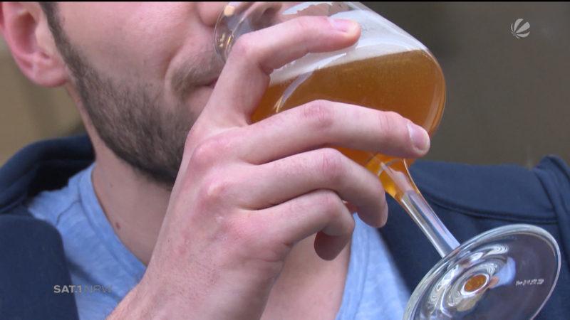 Bierbrauer produzieren mehr Bier (Foto: SAT.1 NRW)