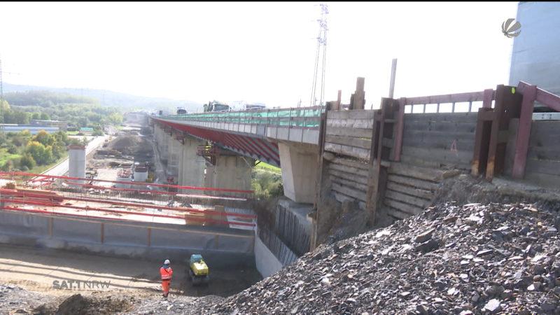 Brückenbilanz in NRW (Foto: SAT.1 NRW)