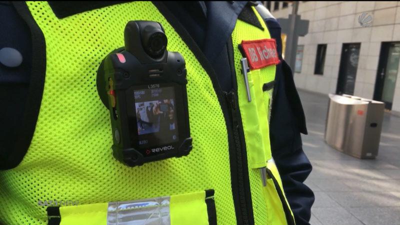 Bilanz: Bodycams bei der DB (Foto: SAT.1 NRW)