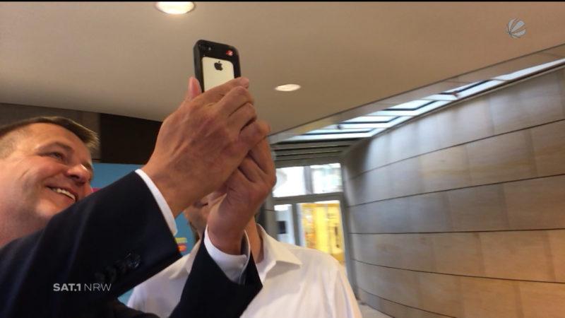 Neuer Fraktionschef der NRW-FDP: Christof Rasche (Foto: SAT.1 NRW)