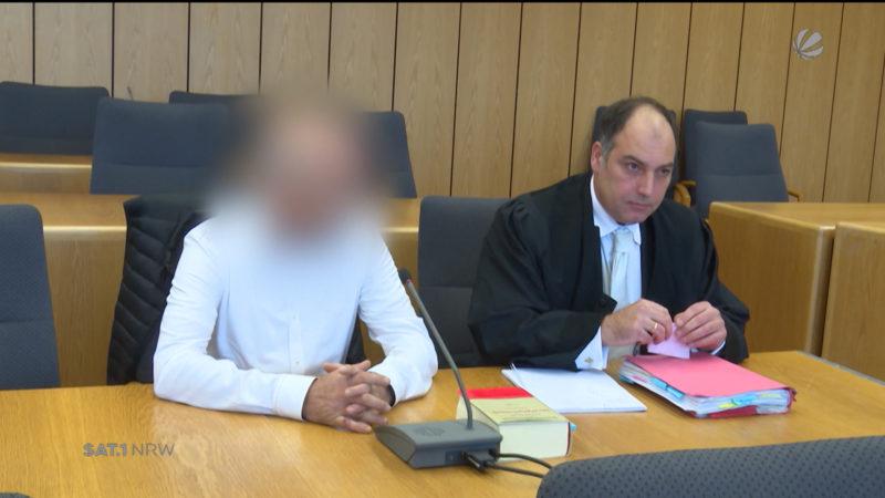 Prozess um Silvester-Unglück in Datteln beginnt (Foto: SAT.1 NRW)