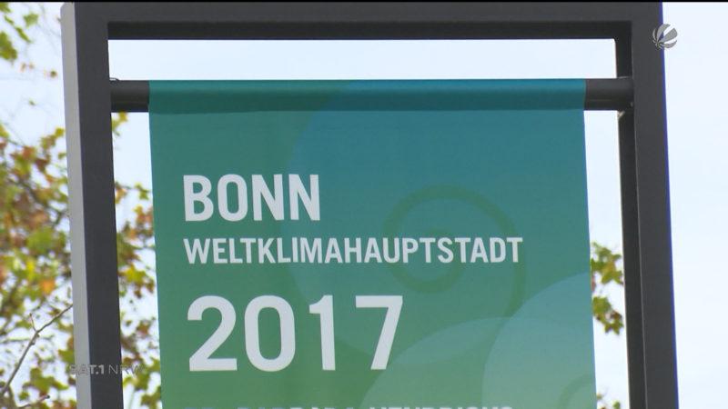Bonn bereitet sich auf Klimagipfel vor (Foto: SAT.1 NRW)