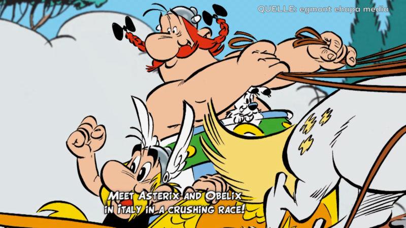 Asterix wird 60 (Foto: egmont ehapa media)