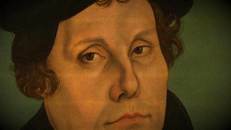 Martin Luther Ausstellung (Foto: SAT.1 NRW)