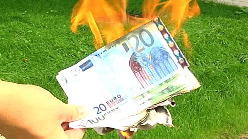 Steuerverschwendung in NRW (Foto: SAT.1 NRW)