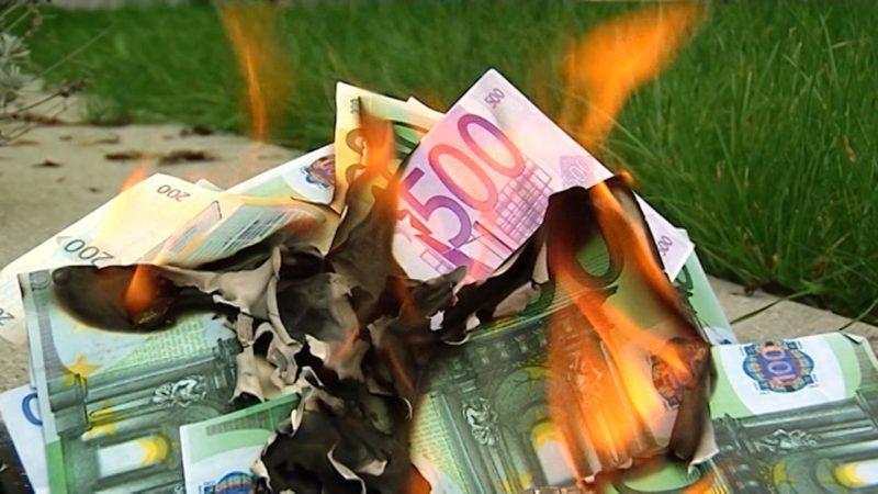 Schwarzbuch 2018 zeigt Steuerverschwendung (Foto: SAT.1 NRW)