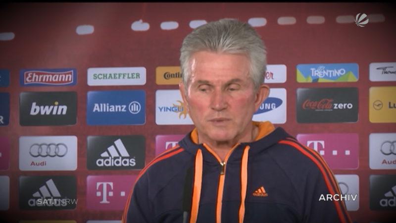 Wird NRWler Jupp Heynckes die Bayern retten? (Foto: SAT.1 NRW)