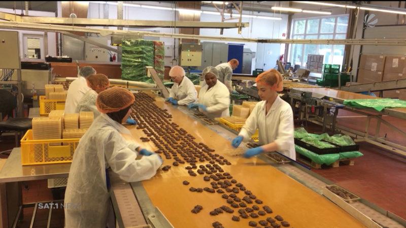 Kekspreise bleiben stabil (Foto: SAT.1 NRW)