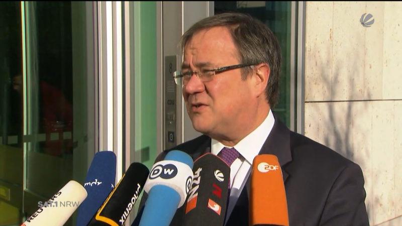 Asylkompromiss von CDU und CSU (Foto: SAT.1 NRW)
