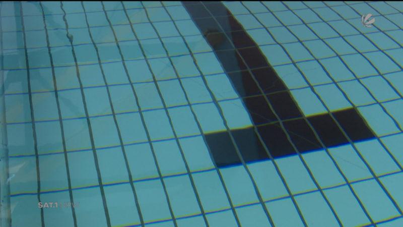 Legionellen in zwei Essener Schwimmbädern nachgewiesen (Foto: SAT.1 NRW)