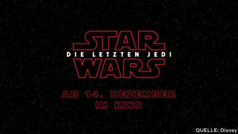"""Gewinnspiel: 2 KINO-TICKETS FÜR DIE PREMIERE VON """"STAR WARS: DIE LETZTEN JEDI"""" (Foto: SAT.1 NRW)"""