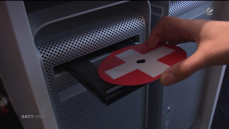 Schweizer Steuerspion gesteht (Foto: SAT.1 NRW)