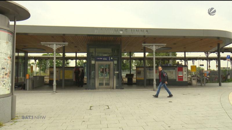 NRW-Verkehrsminister stellt neue Pläne vor (Foto: SAT.1 NRW)