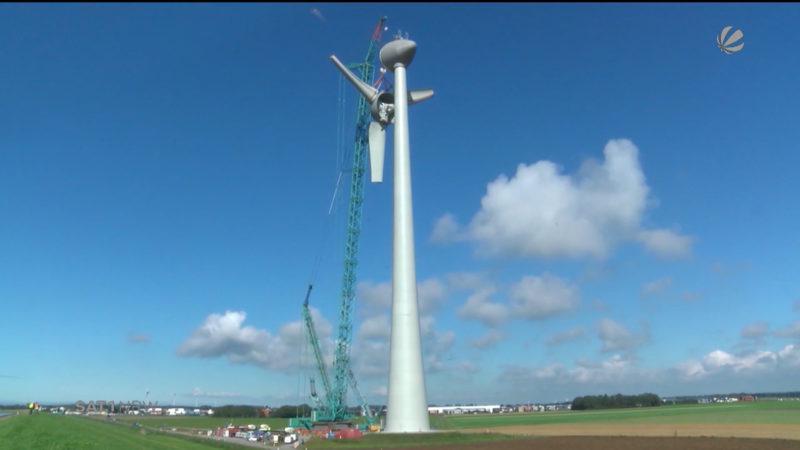 Windkraftbranche in NRW (Foto: SAT.1 NRW)