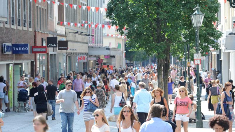 Wird Düsseldorfer Altstadt Corona-Hotspot? (Foto: Düsseldorf Tourismus GmbH - Photo U. Otte)