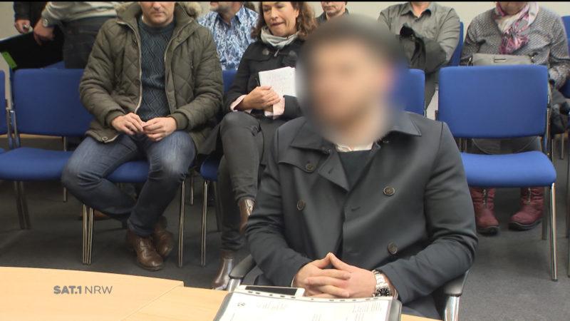 Zimmerjunge klagt gegen ehemaligen Arbeitgeber (Foto: SAT.1 NRW)