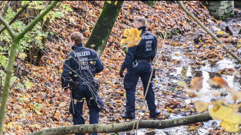 Totes Baby in Wuppertal: Polizei bittet um Hinweise (Foto: SAT.1 NRW)