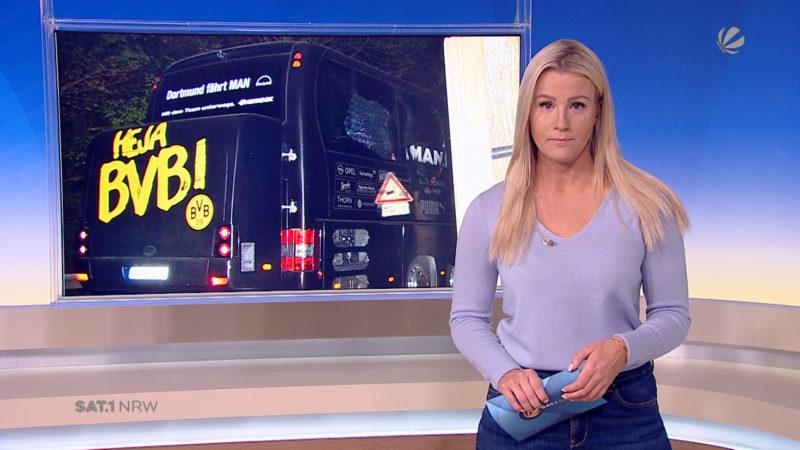 Plante der mutmaßliche BVB-Attentäter weitere Anschläge? (Foto: SAT.1 NRW)