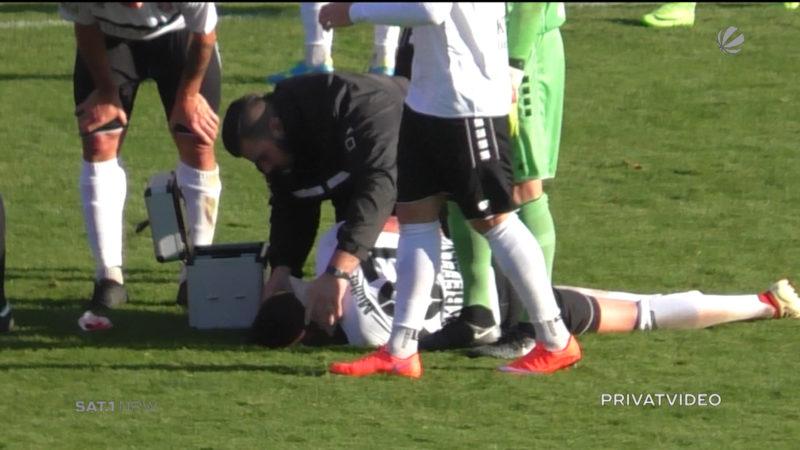 Wuppertal: Skandal in der Regionalliga (Foto: SAT.1 NRW)