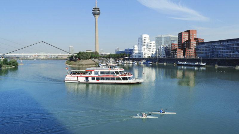 NRW feiert 75-jähriges Jubiläum (Foto: Düsseldorf Tourismus GmbH - Photo U. Otte)