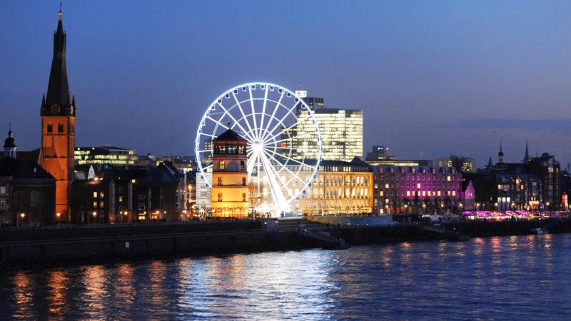 Die besten Plätze in Düsseldorf (Foto: Düsseldorf Tourismus GmbH - Photo U. Otte)