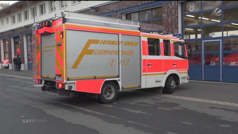Nachbarn gegen Feuerwehrsirene (Foto: SAT.1 NRW)
