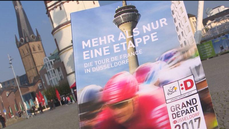 Stadt Düsseldorf investiert in neuen Bildband (Foto: SAT.1 NRW)