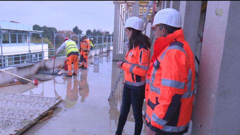 Nachwuchsprobleme in der Baubranche (Foto: SAT.1 NRW)