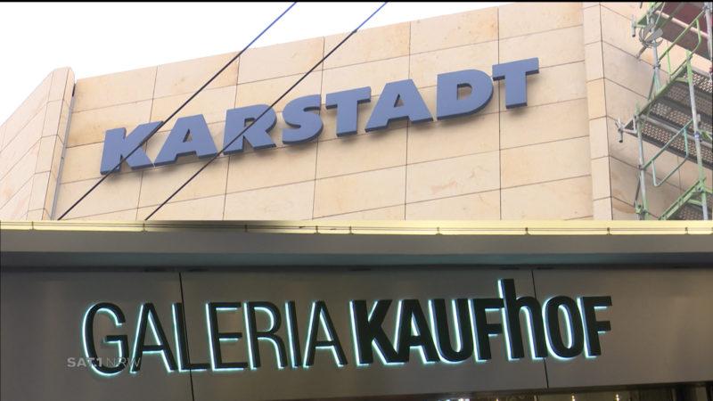 Karstadt-Eigner bietet für Kaufhof (Foto: SAT.1 NRW)