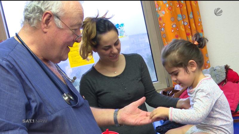 NRW-Kinder sind öfter krank (Foto: SAT.1 NRW)