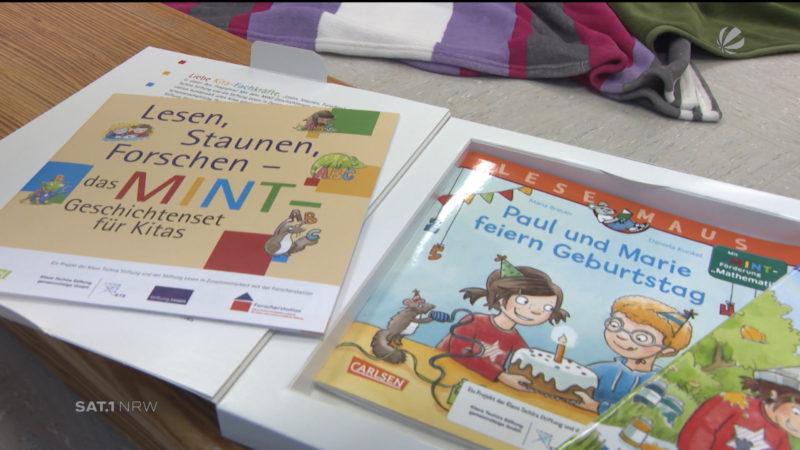 Lesen, Staunen, Forschen: Vorlesegeschichten für Kitas (Foto: SAT.1 NRW)