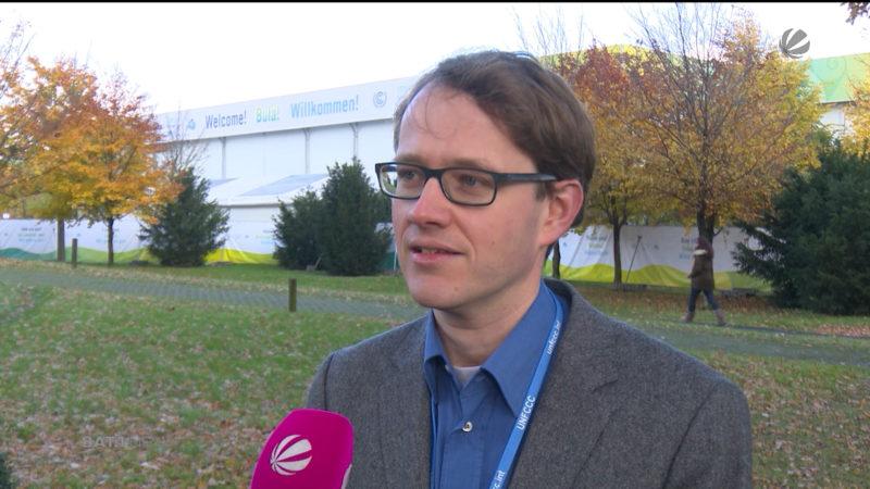 Bilanz Weltklimakonferenz (Foto: SAT.1 NRW)