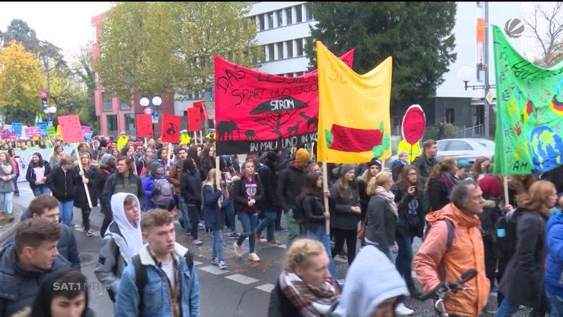 Bonn: Start der Weltklimakonferenz (Foto: SAT.1 NRW)