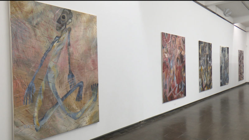 Kein Holocaust-Opfer: Lebenslüge einer Künstlerin (Foto: SAT.1 NRW)