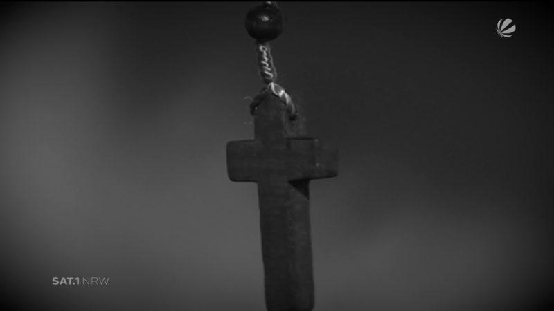 Vergebung für pädophilen Pfarrer? (Foto: SAT.1 NRW)