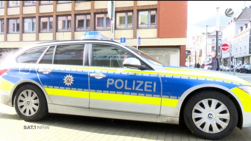 Spurensuche nach Mord (Foto: SAT.1 NRW)